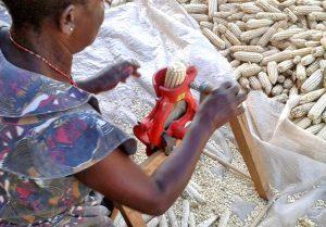desgranadora Malawi rec