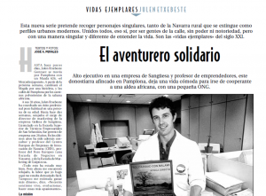 julen en Diario de Navarra